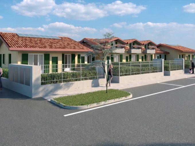 Villetta di nuova costruzione in Appiano Gentile (CO)