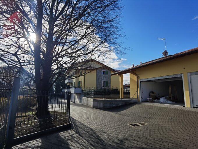 Nuovo complesso in Lurate Caccivio (CO)