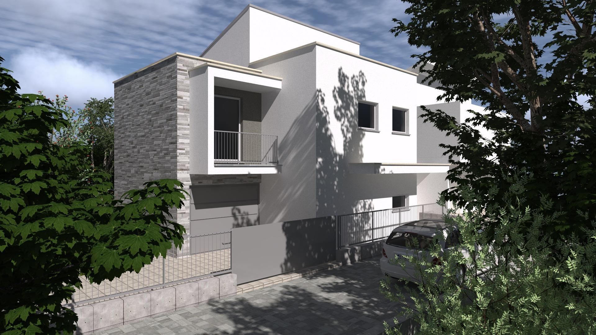 Villa di nuova costruzione in Fenegrò (CO)