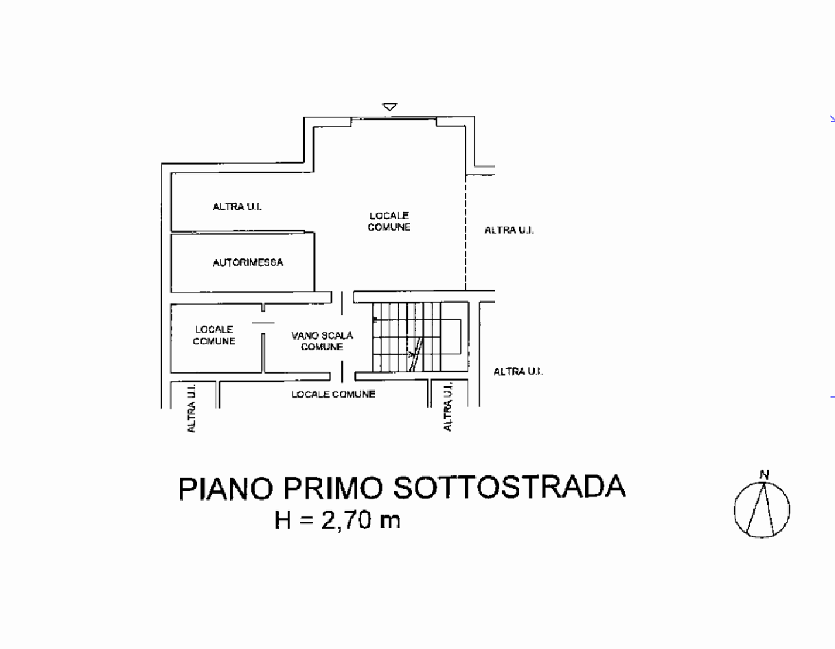 Box Piano Interrato